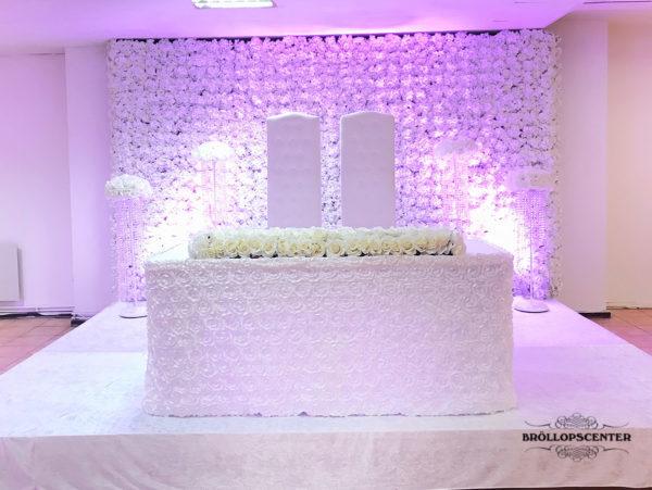 Flower Wall – Blomstervägg till er bröllopsdag