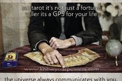 Tarot Card Reader: Deepak Sachdev