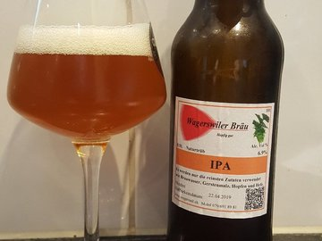Products: SixPack  Wagerswiler IPA