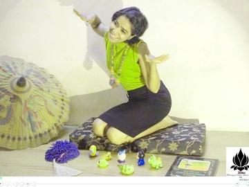 Service: Neha Acharya (Storyteller)