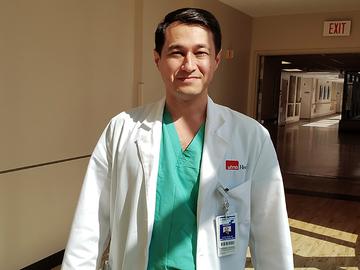 Veterinarian: Dr. Ajay Mittal