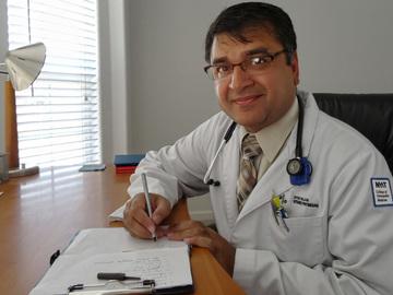 Veterinarian: Dr. Prabhakar