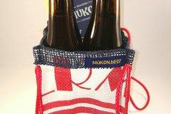 Produkte: Männerhandtasche mit 4 Bieren