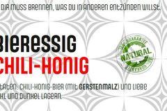 Produkte: Bier-Essig - Chili-Honig-Bier