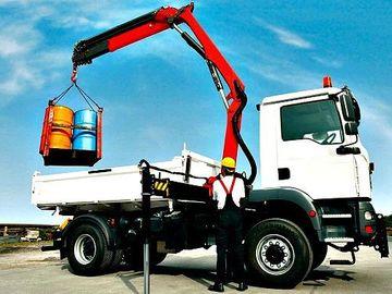 Rent: Boom Crane Truck