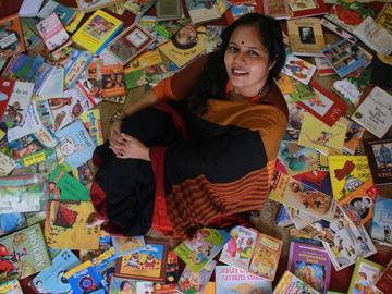 Service: Samvedna Rawat Amitabh (Storyteller)