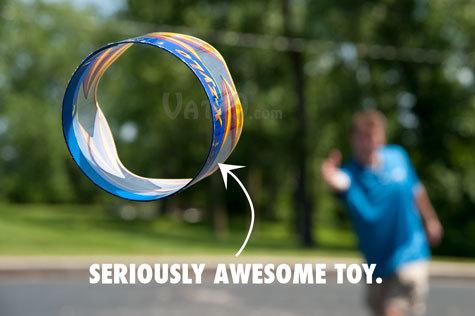 Amazing Flying Gyro