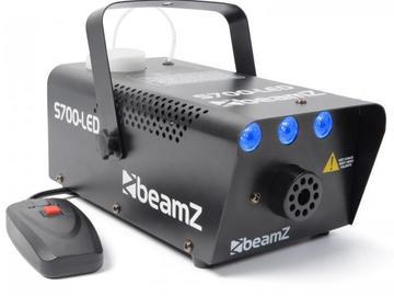 Övrig bokningstyper: Rökmaskin S700 - LED