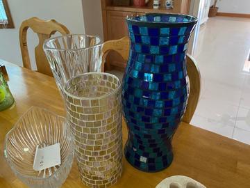 Sell: Crystal Vases