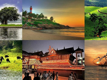 Offering Services: Kerala tour packages