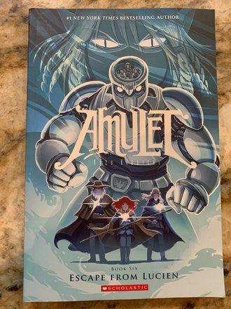 Amulet - Book 6