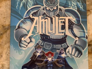Sell: Amulet - Book 6