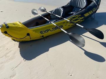Sell: Explorer K2 Kayak