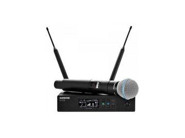 Övrig bokningstyper: Trådlös mikrofon