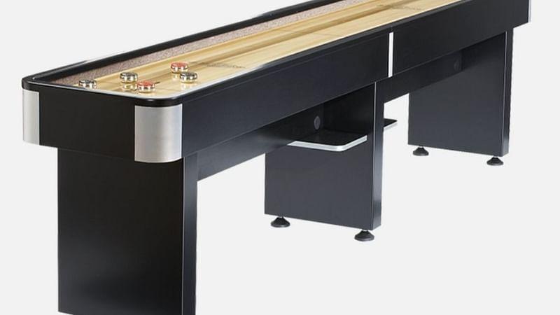 Shuffleboard Inkl Transport Och Montering
