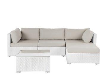 Övrig bokningstyper: Loungebord vit konstrotting
