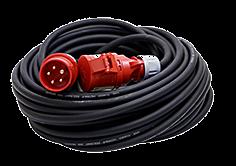 16 amp. kabel 20 meter
