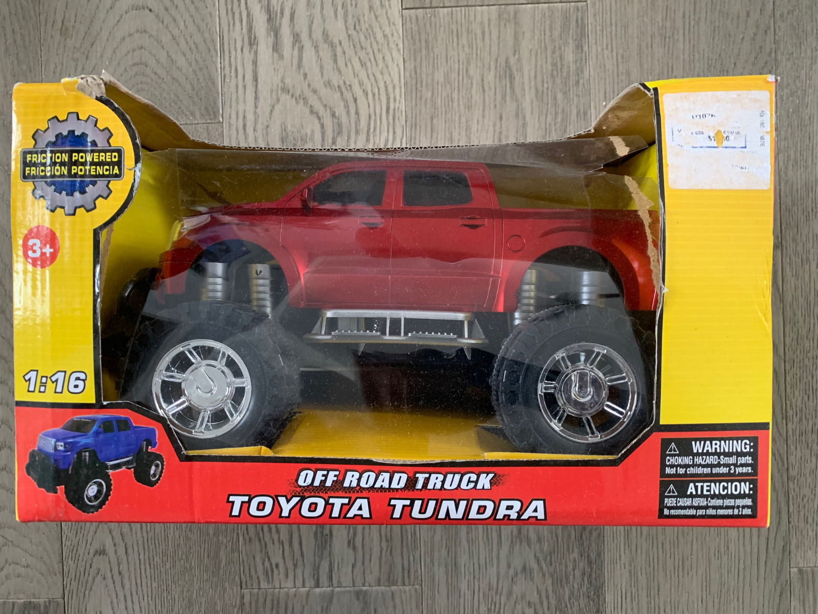 Toyota Tundra off road Toy Truck