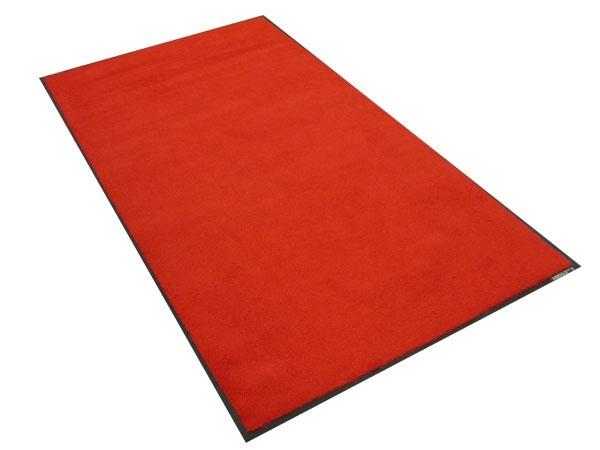 Matta entré 1.15x5m röd