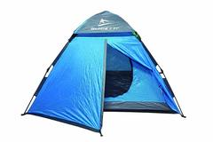 Renting out: 4 Person Guidetti (France) branded camping tent