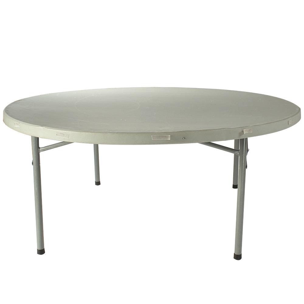 Bord rund Ø183x74cm (DxH)