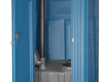 Uthyres: Toalett Holken