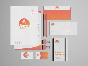 Logo & Brand Identity Creation with Gaawi