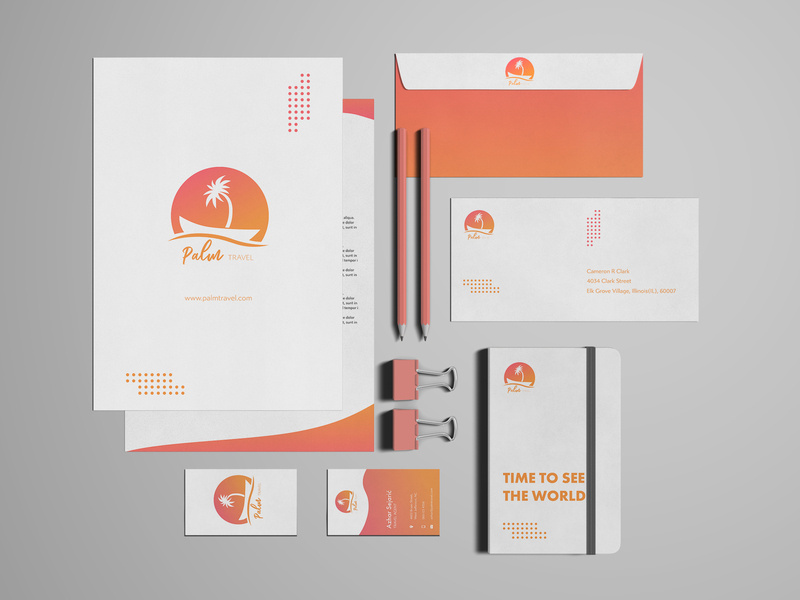 Logo & Brand Identity Creation with Gaawi