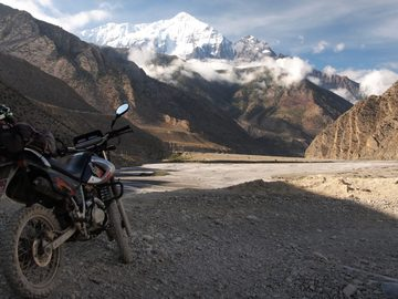 Tours: PANGI-SPITI BIKE TOUR