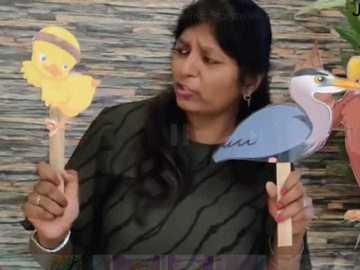 Service: Pooja Upganlawar (Storyteller)