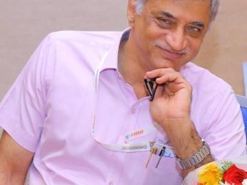Service: Mohan Krishnan (Storyteller)