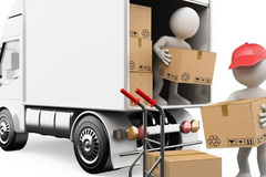 Umzugshelfer mit Transporter: 2 Umzugshelfer Schweizweit mit Lieferwagen