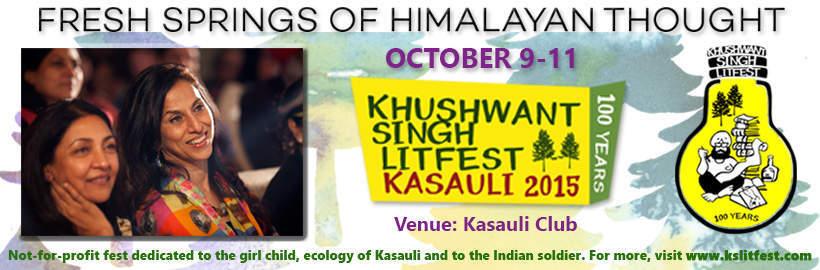 KHUSHWANT SINGH LITERARY FESTIVAL