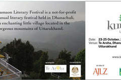 Events: KUMAON LITERARY FESTIVAL