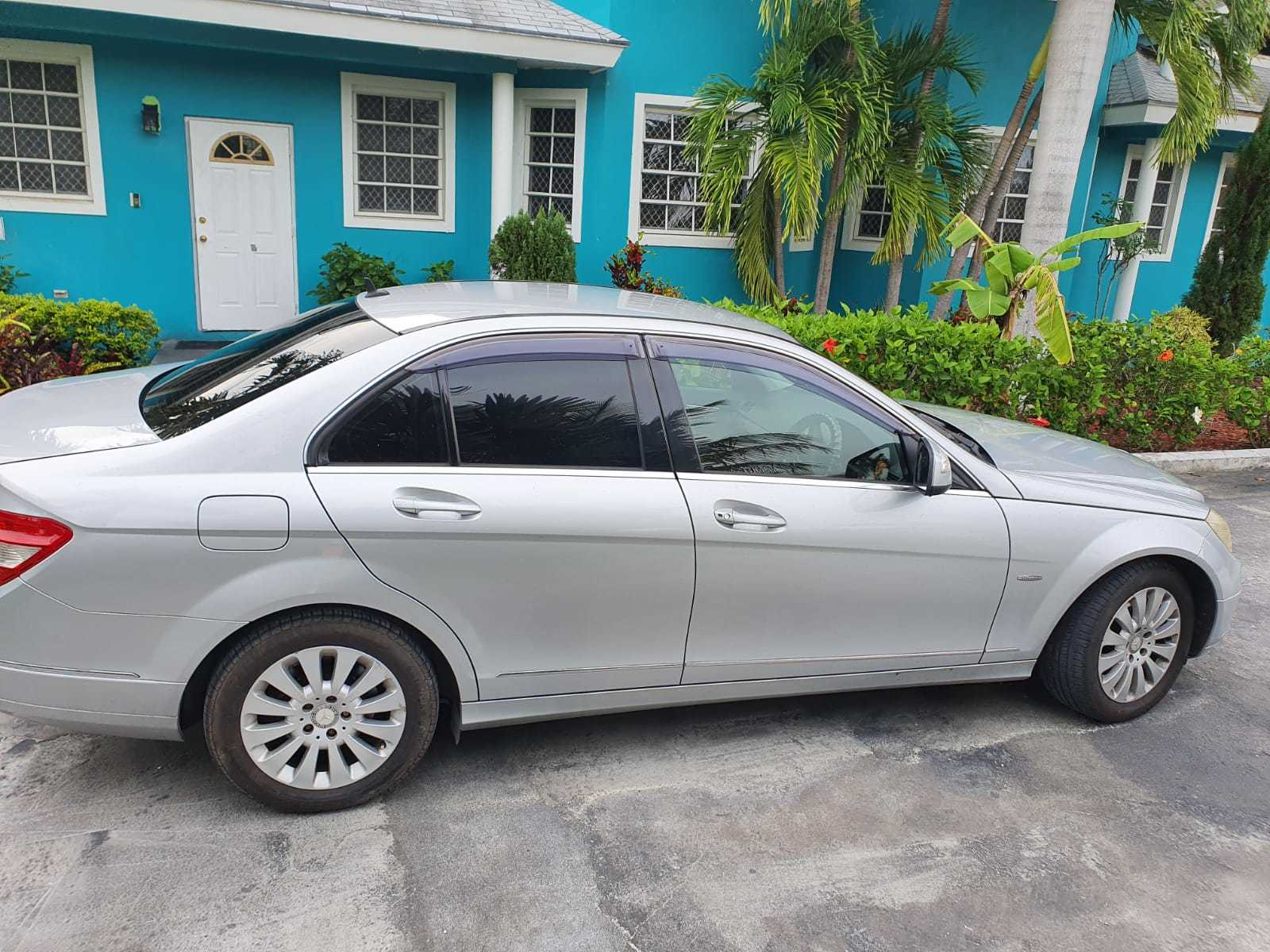 2007 Mercedes Benz 200 Kompressor