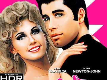 Sell: Grease (40th Anniversary Edition) (4K Ultra HD) Close
