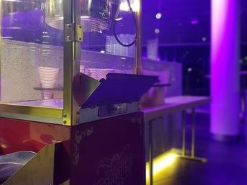 Övrig bokningstyper: Popcornmaskin till event