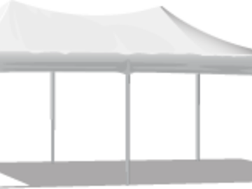 Other booking types: Partytält 3x6 m