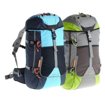 Renting out: Quechua Forclaz 40L Hiking Bag