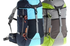 Renting out: Quechua Forclaz 40L Hiking Bag