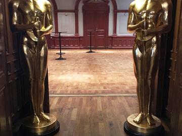 Uthyres: Oscarstatyett