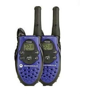 Renting out: Walkie Talkie for trekking hiking & camping
