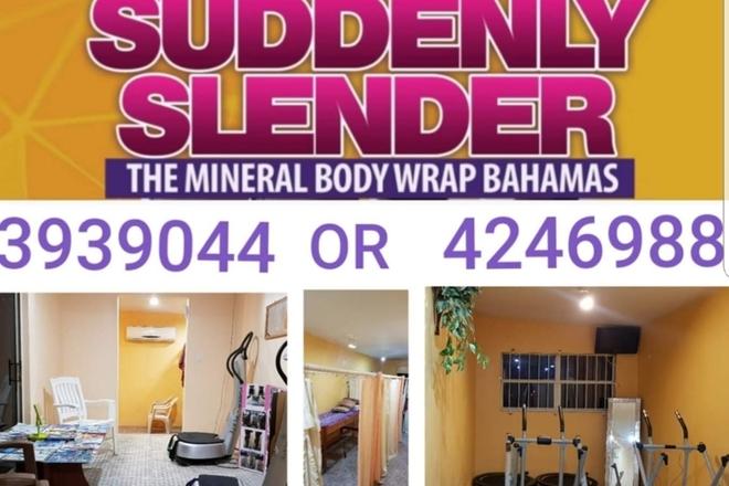 Suddenly Slender Mineral & Detox Body Wraps