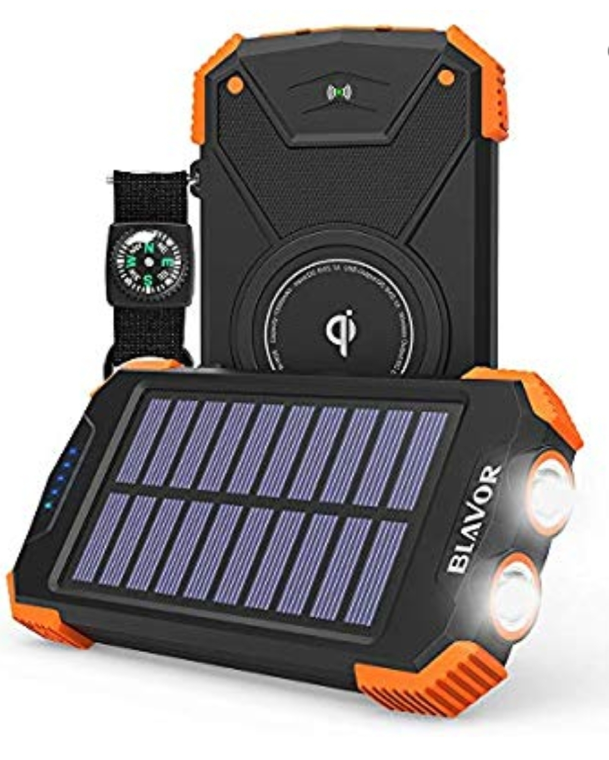 Solar Portable Cellphone Charger