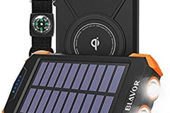 Sell: Solar Portable Cellphone Charger