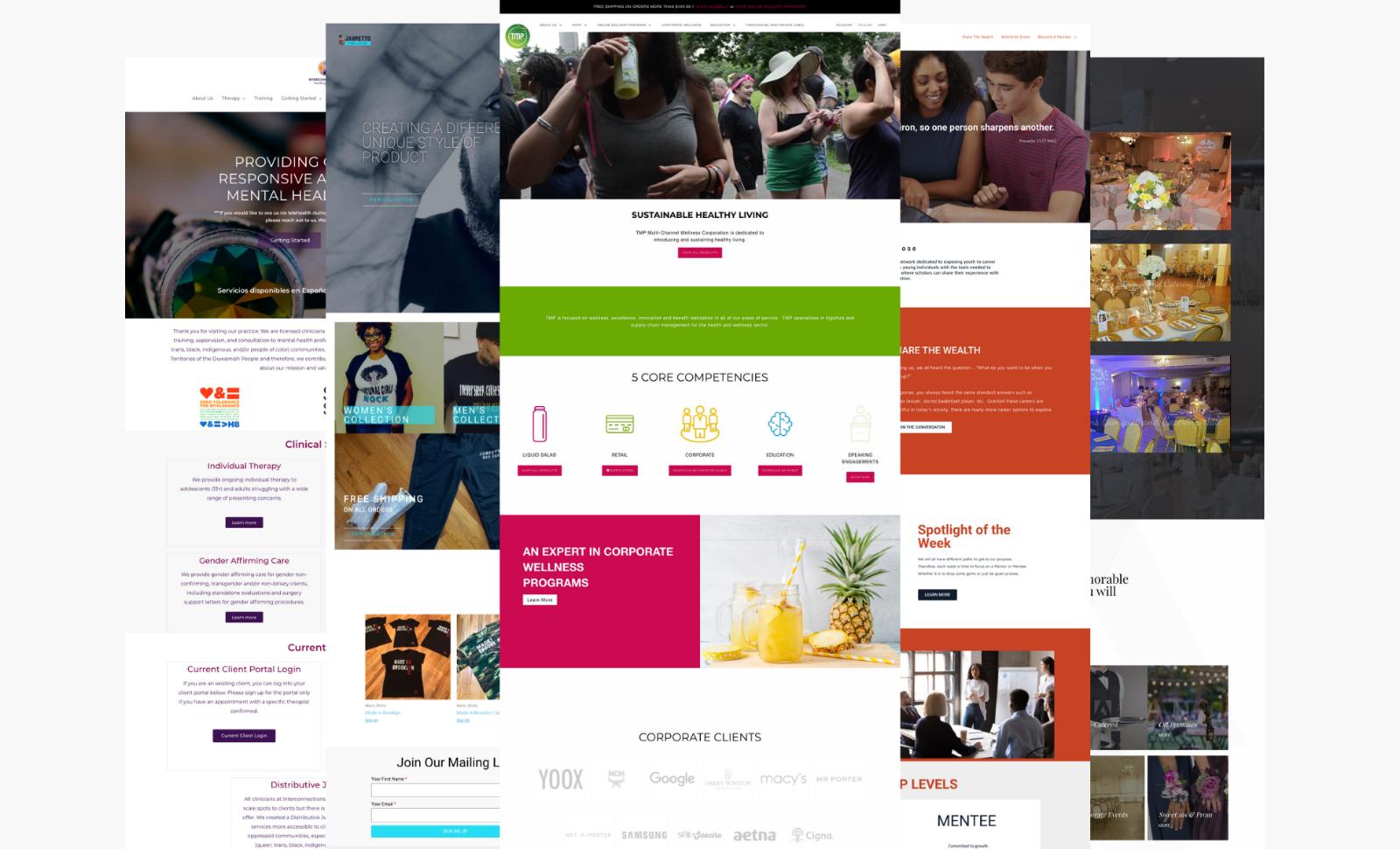 Wordpress Design with Wendell