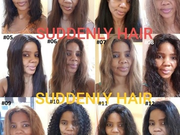 Sell: Premium Full Lace Wig