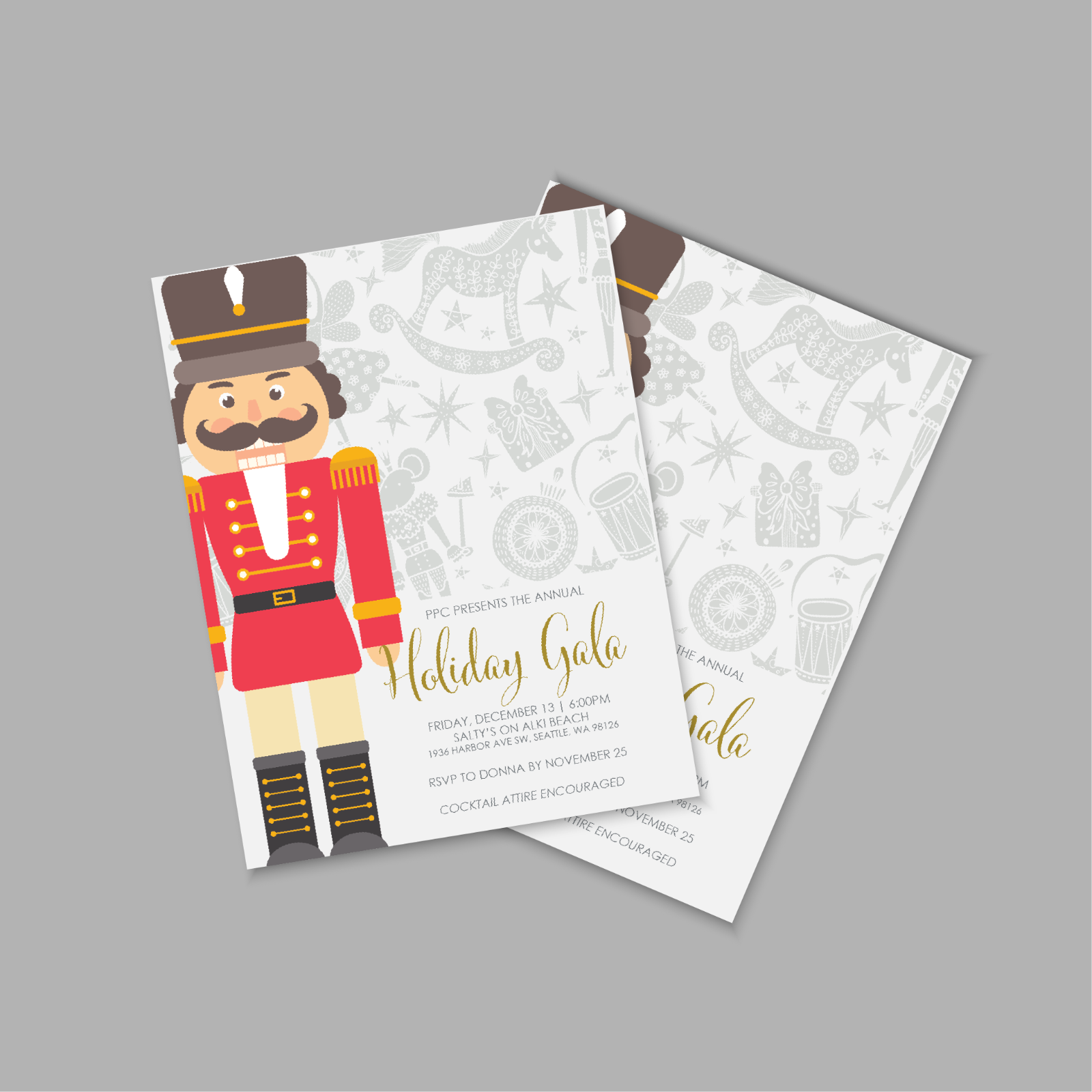 Print Design: Business Cards, Wedding, Special Events with Celene