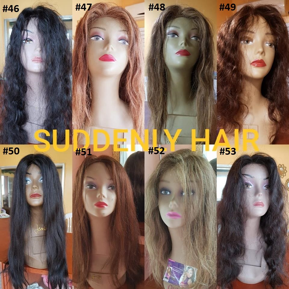 Exclusive Full Lace Wigs