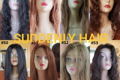 Sell: Exclusive Full Lace Wigs